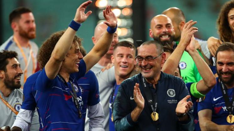 Ucapan Berkelas Pemain The Blues Untuk Maurizio Sarri