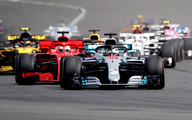 Ujian Dominasi Mercedes di Red Bull Ring