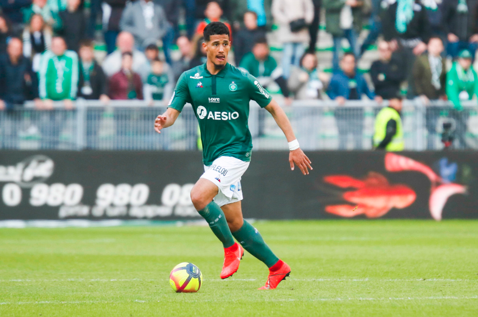 Willian Saliba
