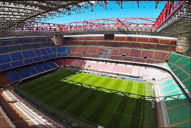 Atalanta dapat izin gunakan stadion san siro