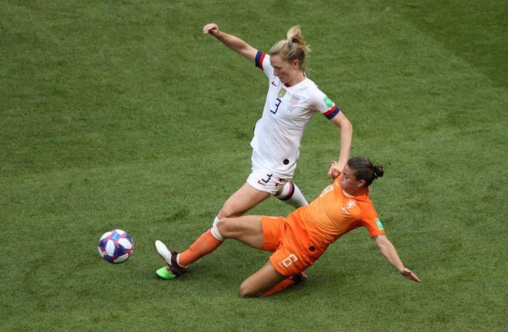 Diwarnai Dengan Darah Dan Drama VAR, AS Sukses Mempertahankan Gelar Juara Piala Dunia Wanita