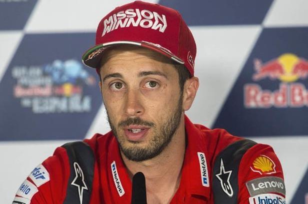 Dovizioso Minta Ducati Pasang Strategi Daripada Pikirkan Persaingan Dengan Marquez