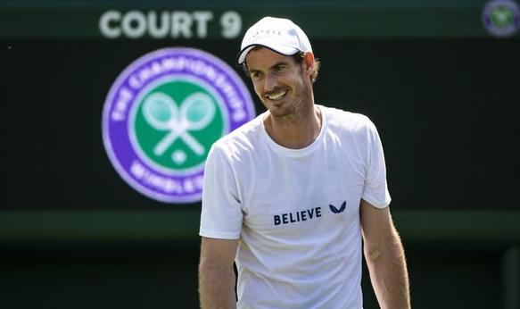 Duet Andy Muray Dan Serena Williams Akan Tersaji Di Wimbledon