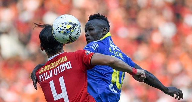 FT Persija Jakarta Vs Persib Bandung Kontroversi, Korban Cedera Dan Pesona Mohara Menghiasi