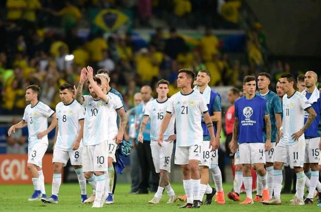 FT Semi-final Copa America Brasil Berhasil Bungkam Argentina Dengan Skor Tanpa Balas