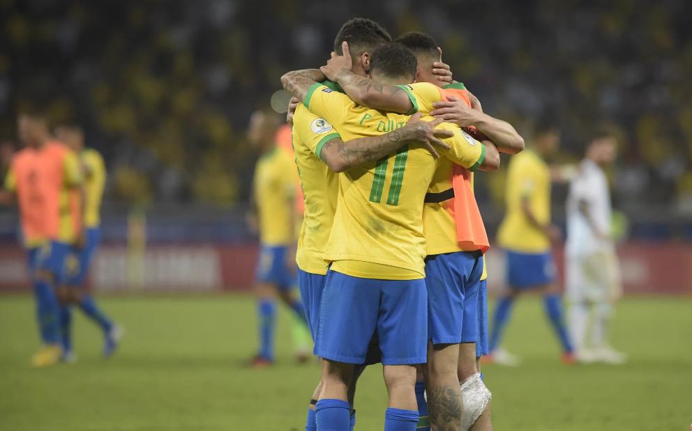 Hasil Copa America 2019 Diwarnai Penalti Dan Kartu Merah, Inilah Drama Gelar Ke-9 Brasil