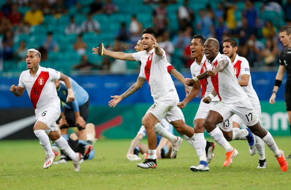 Hasil Copa America 2019 Tumbangkan Chile, Peru Rasakan Final Kembali Setelah 44 Tahun