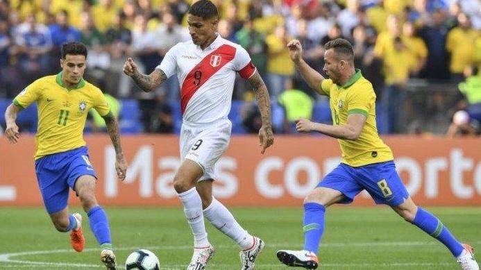 Hasil Copa America  Diwarnai Penalti Dan Kartu Merah, Inilah Drama Gelar Ke-9 Brasil