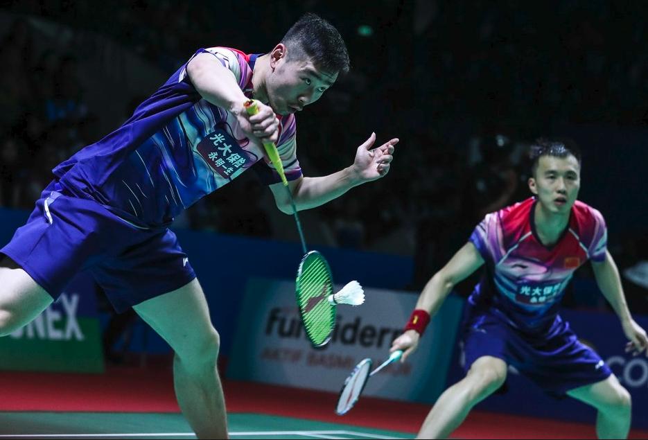 Huang Kia Xiang dan Liu Cheng