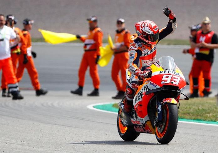 Jadwal MotoGP  Siapa Yang Mampu Membendung Marquez Di Jerman
