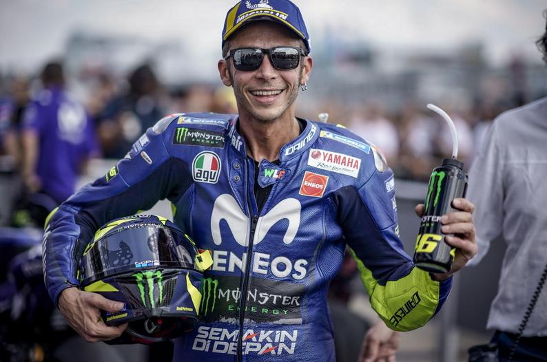 Jelang MotoGP Jerman 2019, Rossi Ingin Lepas Dari Masa Suram