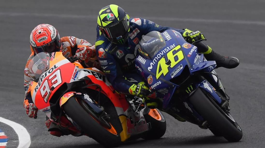 Jelang MotoGP Jerman 2019, Valentino Rossi Ingin Lepas Dari Masa Suram