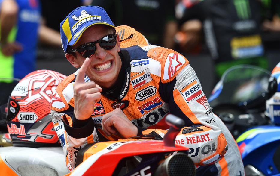Marquez Antusias Lanjutkan Dominasinya Di MotoGP Jerman 2019