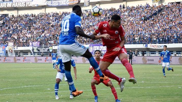 Persija Jakarta Vs Persib Bandung Big Match, Pertempuran Armada Timnas 10 Negara