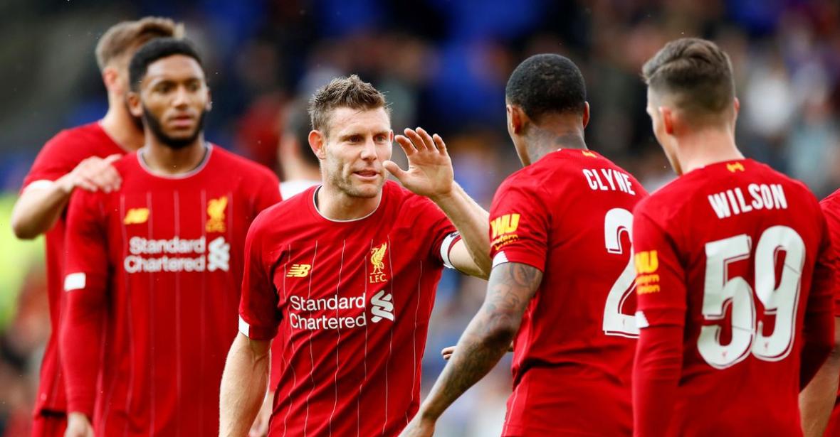 Tak Ada Ezra Walian, Liverpool Tumbangkan Klub Kasta Tiga Liga Inggris