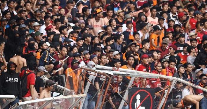 Usai Lawan Maung Bandung, Persija Jakarta Keluarkan Dana 300 Juta Bayar Kerusakan SUGBK