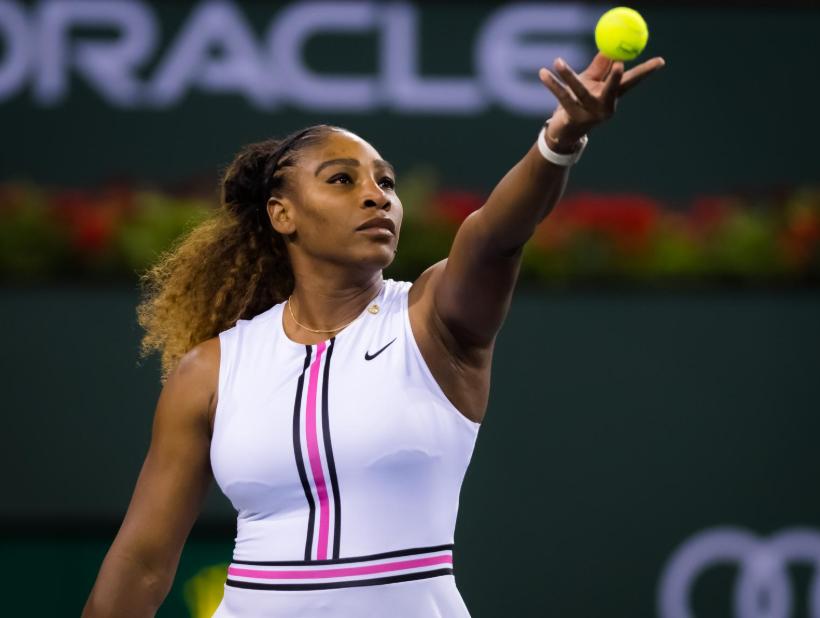 Wimbledon 2019 Lolos Ke Babak Final, Serena Williams Tantang Simona Halep