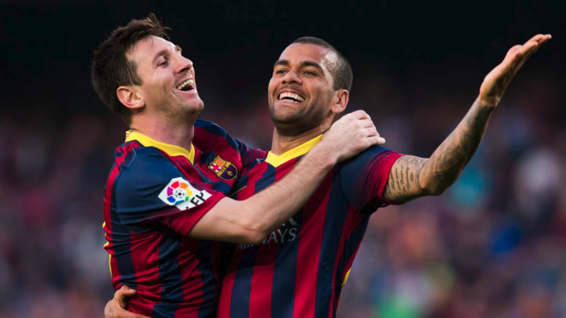alves messi