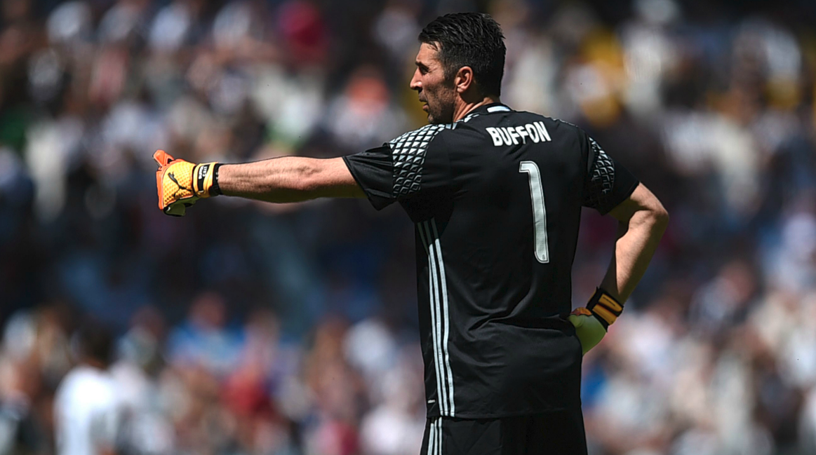 buffon back to juve