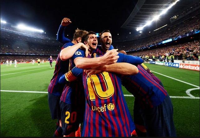 fantastic four barcelona