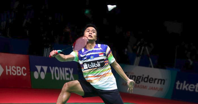 ginting indo open