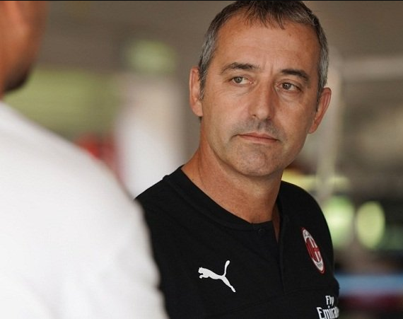 manajer AC Milan Giampaolo