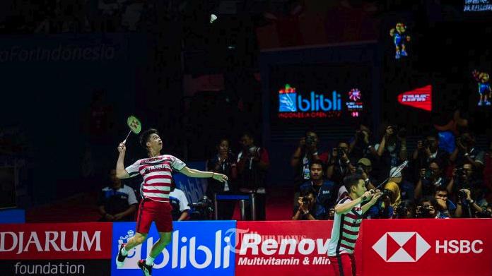 tiket indonesia open