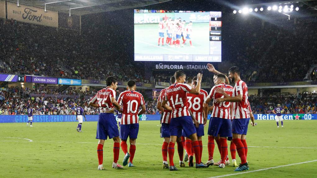 Atletico Madridd