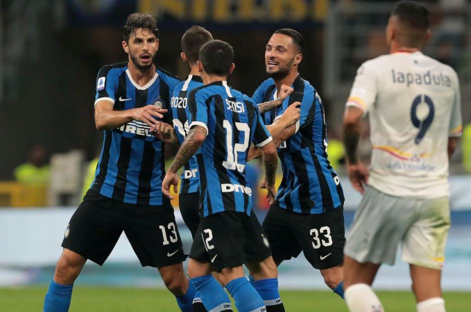 Inter Milan ve Lecca