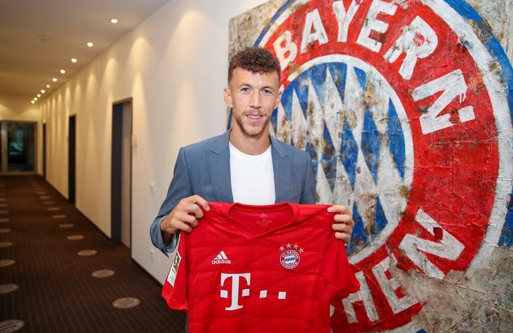 Perisic in Bayern