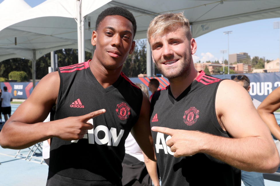 Shaw and Martial