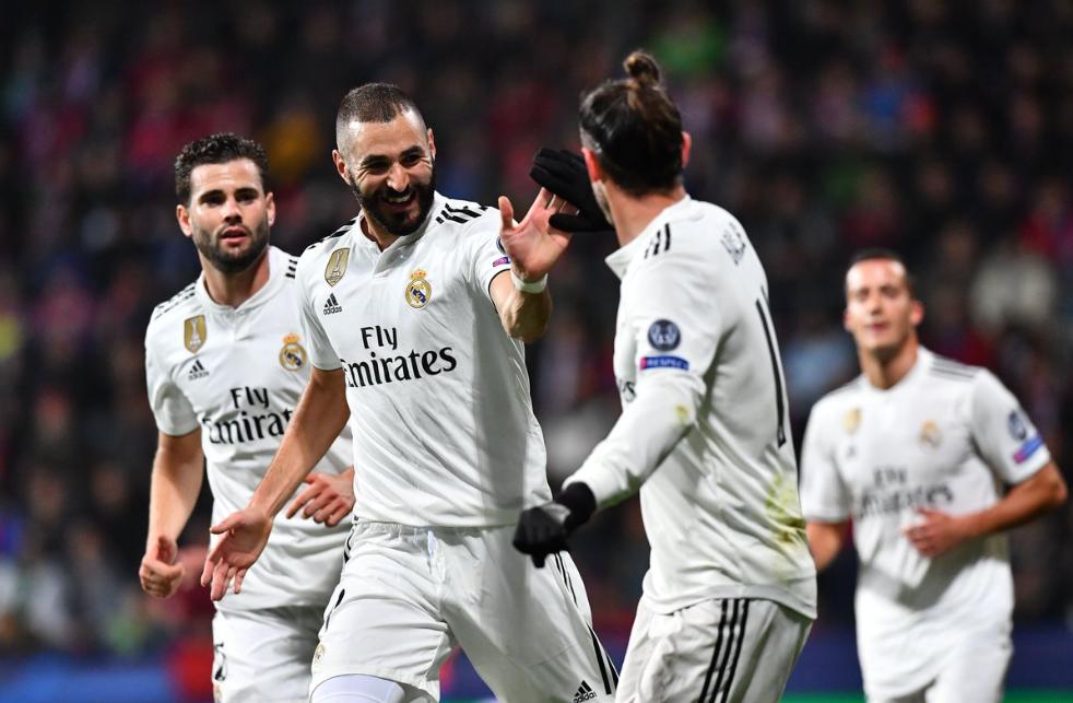 Skuat Real Madrid