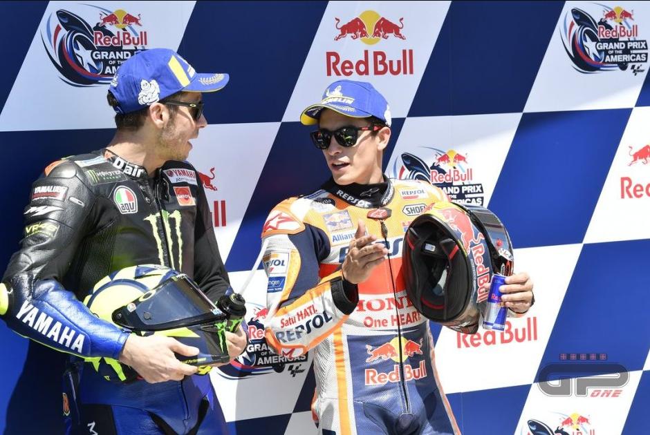 marquez and rossi
