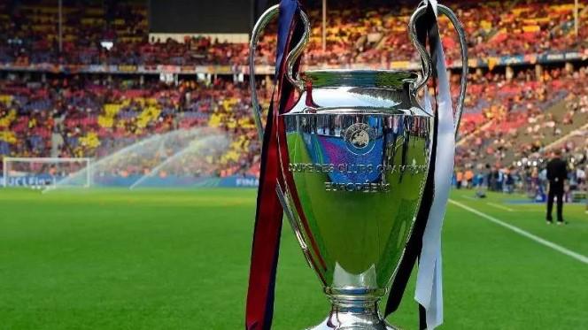 tropi liga champions