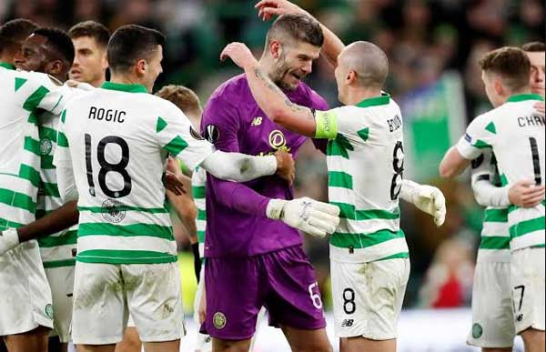 Celtic vs Lazio