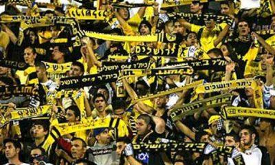 La Familia suporter Beitar Jerusalem