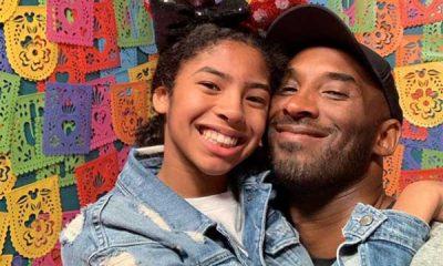 Kobe Bryant dan putrinya Gianna