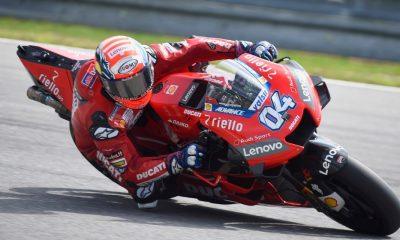 Apakah Dovizioso Akan Terus Bersama Ducati