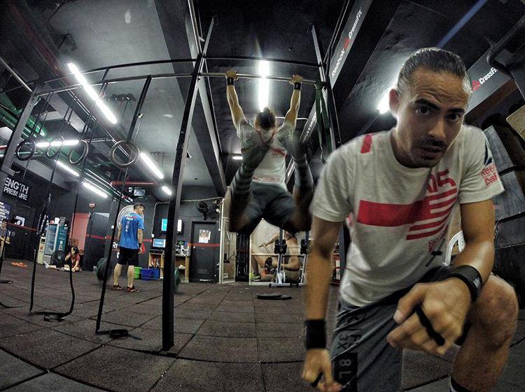 Ashraf gemar olahraga
