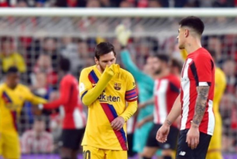 Barcelona gagal di Copa del Rey 2020