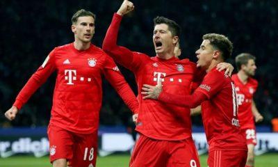 Bayern Panen Gol di Inggris