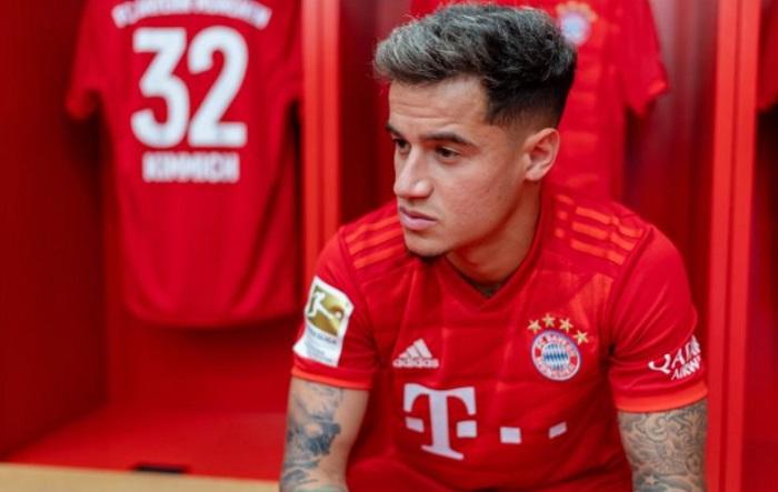 Bayern masih ragu untuk Permanenkan Coutinho