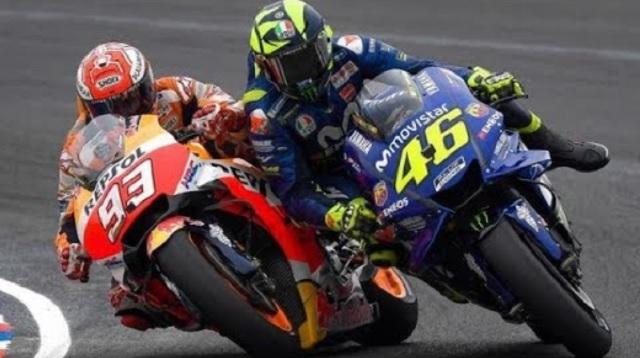Belum Tuntasnya Perseteruan Rossi dan Marquez