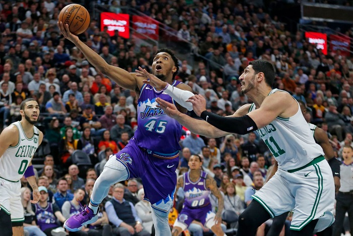 Celtics Semakin Jauh Dari Jazz