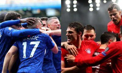 Chelsea vs Bayern Munchen