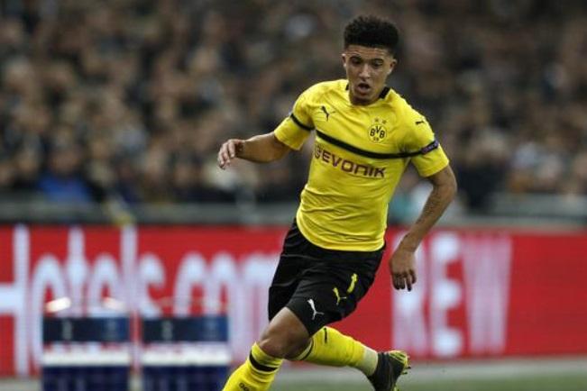 Dortmund Sebut Biaya Jadon Sancho Murah