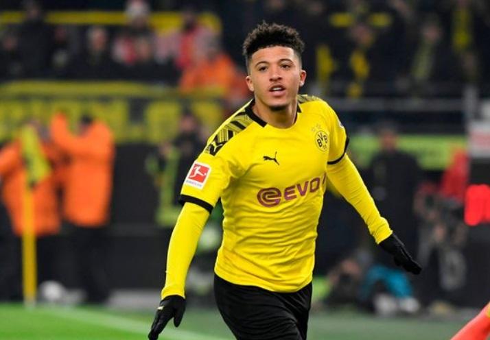 Dortmund Sebut Biaya transfer Jadon Sancho Murah