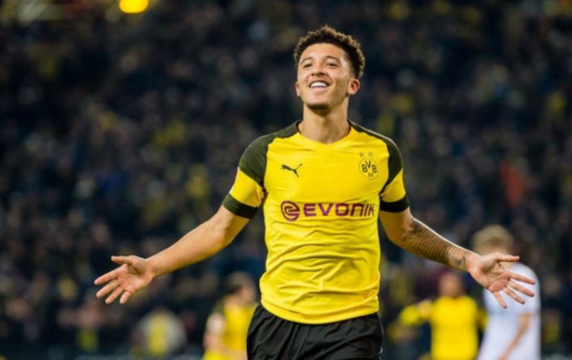 Dortmund Sebut Biaya transfer Jadon Sancho tak mahal