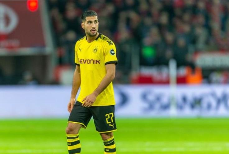 Dortmund resmikan Emre Can