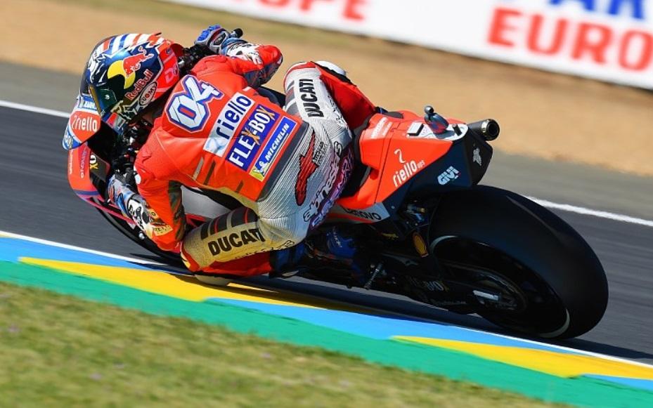 Ducati Masih Kurang Di Beberapa Sirkuit bersama Andrea Dovizioso